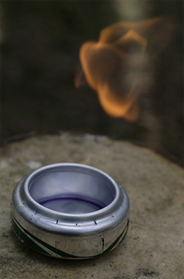 Drink Can Stove
